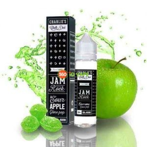 Jam Rock by Charlie's Chalk dust
