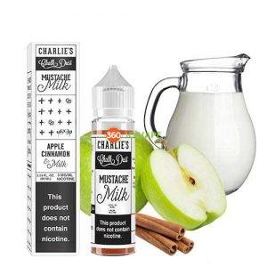 Mustache Milk by Charlie's Chalk dust