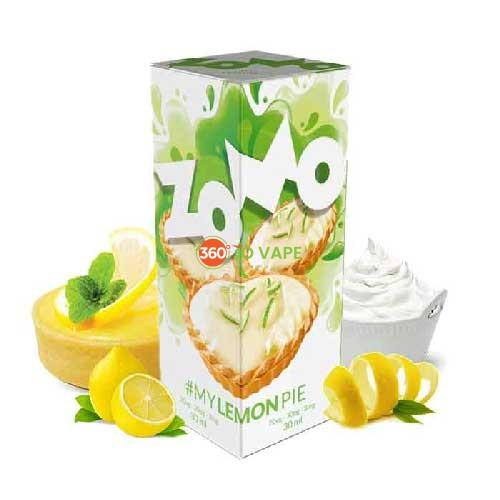 Lemon Pie By Zomo
