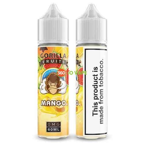 Gorilla Custard Mango