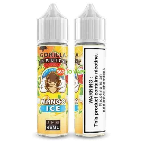 Gorilla Custard Mango ICE