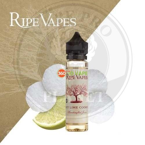 Key Lime Cookie Salt By Ripe vapes 30ml 30mg/50mg