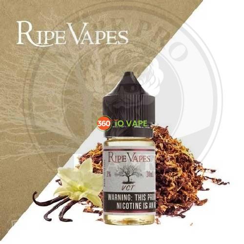 VCT Salts (Original) By Ripe Vapes 30ml 30mg