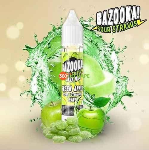 Green Apple Salt by Bazooka