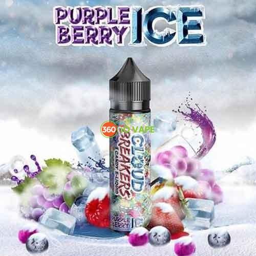 Purple Berry ICE By Cloud Breakers