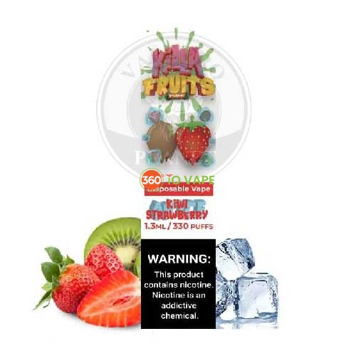 Killa Fruits Disposable