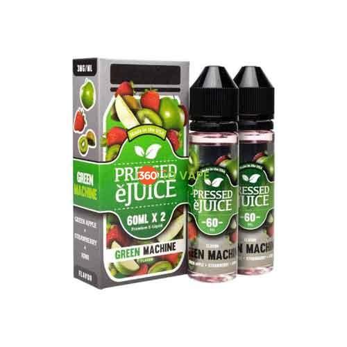 Green Machine By Pressed E-juice 120 ML