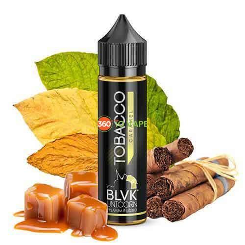 BLVK Caramel Tobacco
