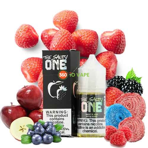 The Salty One Sweet and Sour Apple Berry By Beard