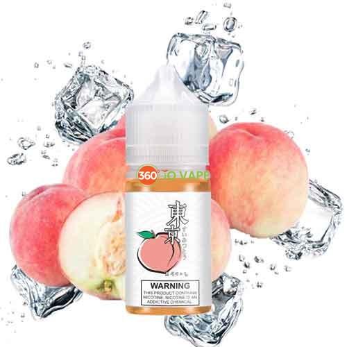 Tokyo Peach Salt