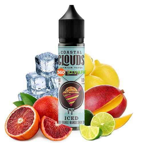 Coastal Clouds - ICED Blood Orange Mango