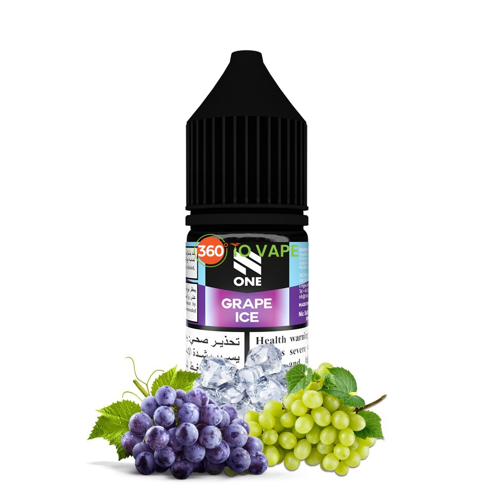 Grape ICE - N One salt